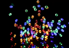Load image into Gallery viewer, Christmas Lights (multicolor)