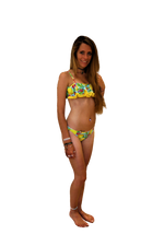 Costume 2 pezzi limoni Mc2 Saint Barth