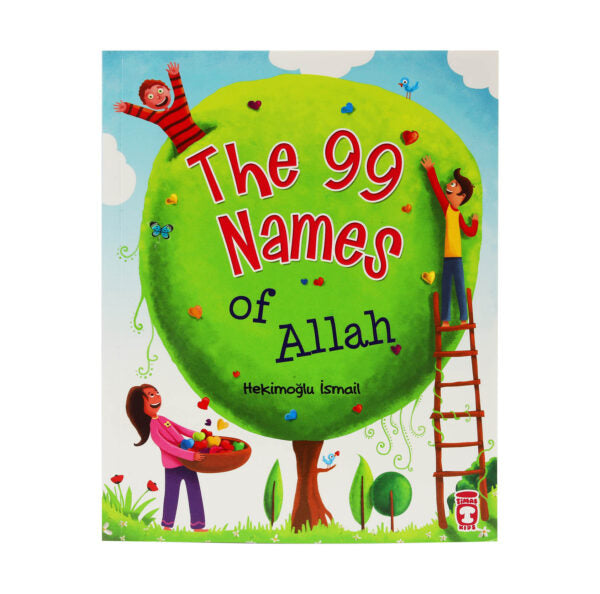 The 99 Names of Allah Timas Books