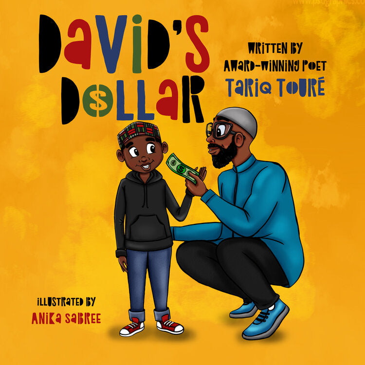 david's dollar black muslim author