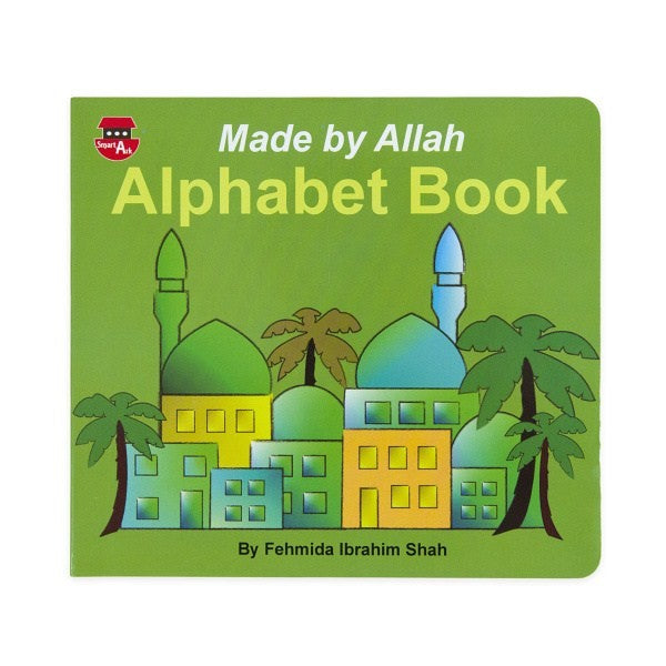 made by allah alphabet board book