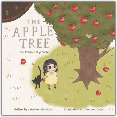 Little Shaima learns a valuable lesson in giving for the sake of charity and reward from God after planting an apple tree with her dad. By learning to give the fruit to others, including birds, animals and humans, she overcomes the selfishness she feels about wanting to keep all the fruit to herself. Based on an Islamic Prophetic saying -Hadith- this story brings to life the struggle and joy of giving to others and will capture the interest of all.