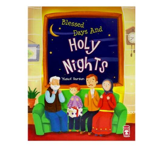 In this book readers will learn everything about all the holy days of Islam through the eyes of a little boy named Mustafa. Not only the importance of those days are taught, but also the stories behind those days are told to children in the book. As we all know, every day and night which Allah created is beautiful. But there are some days and nights that are even more special: the weekly holy day of Juma, Laylat al-Qadr, Eid al-Fitr and many others. The book aims to tell the significance of those certain d