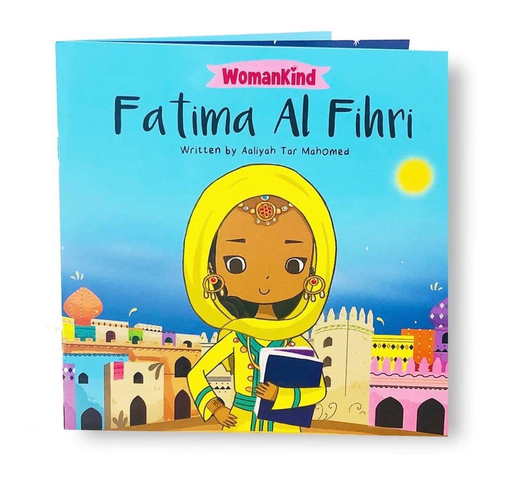 Stories about great personalities, their struggles and achievements are a wonderful source of empowerment and can play an important role in the lives of children. Our wonderful new womankind series introduces children to influential Muslim women in history. The first in our WomanKind series, Fatima Al Fihri, tells the story of the remarkable woman who created the first university in the world. Simple text and beautiful illustrations to inspire and engage little ones.