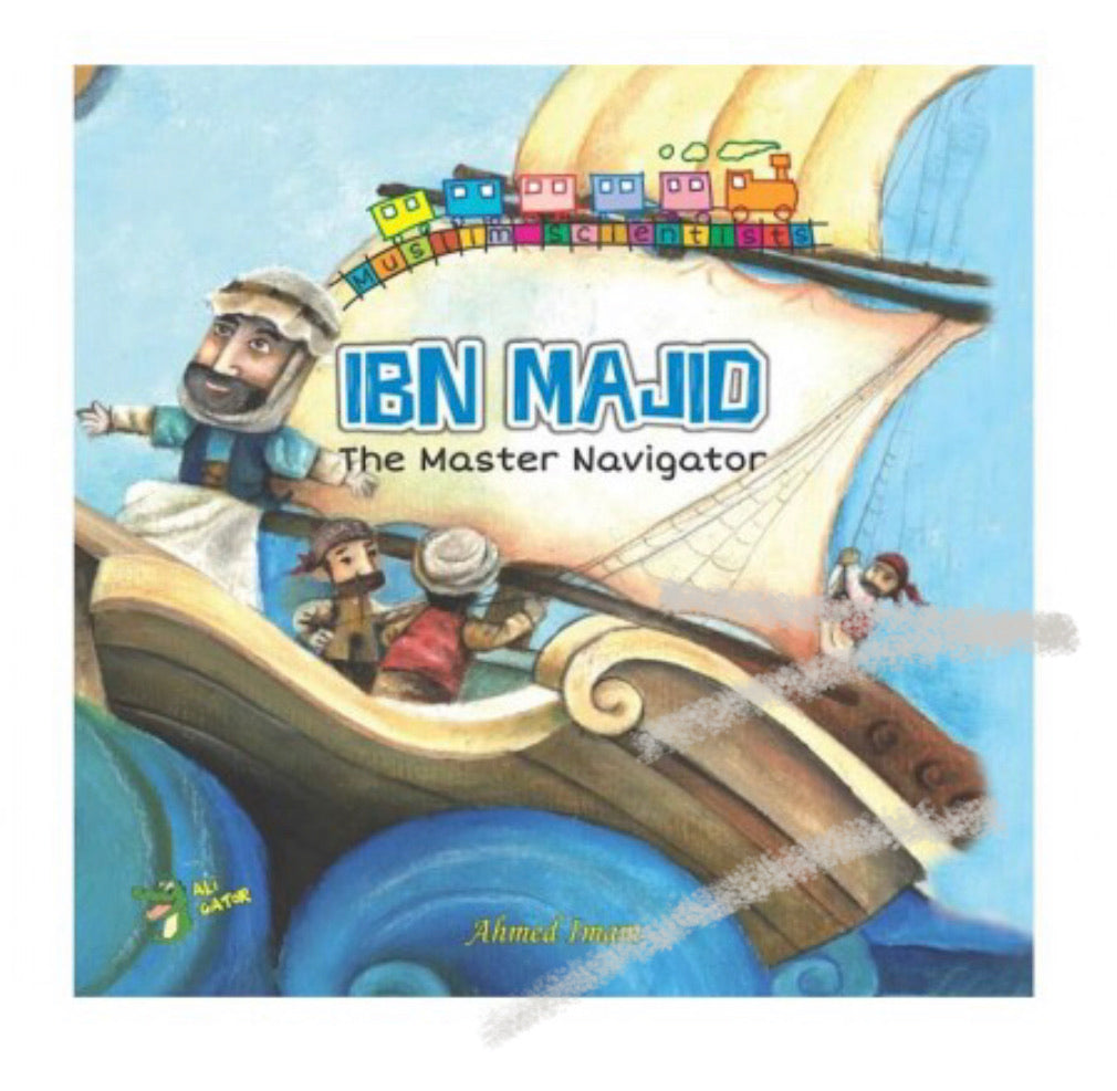"Ibn Majid loved sailing the open seas and discovering new places. This famous Muslim invented the compass, and is known as one of the great explorers of his time. Through beautiful illustrations and easy-to-understand text, this book introduces young Muslims to Ibn Majid, ""The Master Navigator"", as well as the dua before leaving one's house.  The Muslim Scientists series introduces children to great scientist, scholars & adventurers from the Golden Age of Islam."