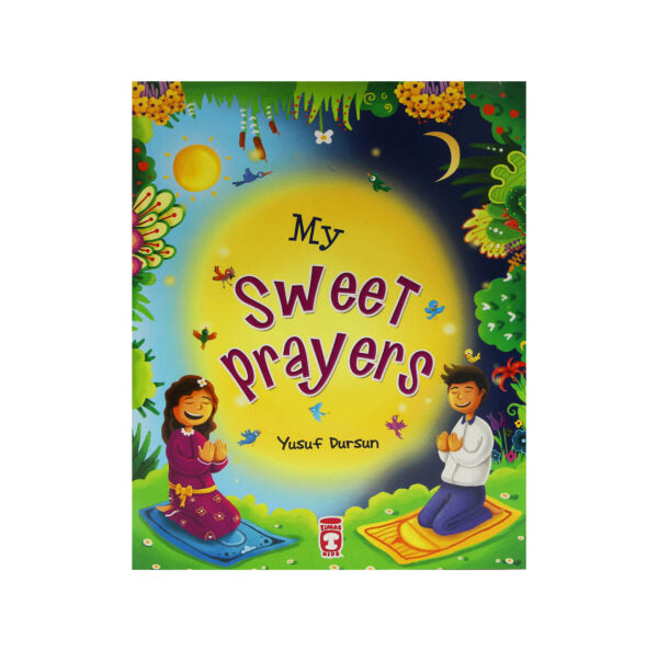 In My Sweet Prayers children will learn the beauty of praying. With examples from prophets, Islamic hadith, Islamic scholars and other sources, this book focuses on the importance of prayers in our communication with Allah. Additionally, in this book they will find many lovely prayers to memorize and when and how to say them throughout the day. There are many examples of prayers to be made in certain occasions, gathered from Islamic heritage