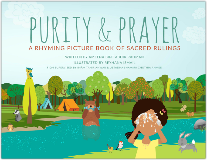 purity and prayer rhyming book