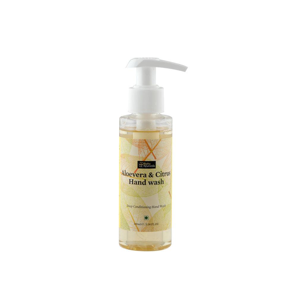 Aloevera and Citrus Hand Wash
