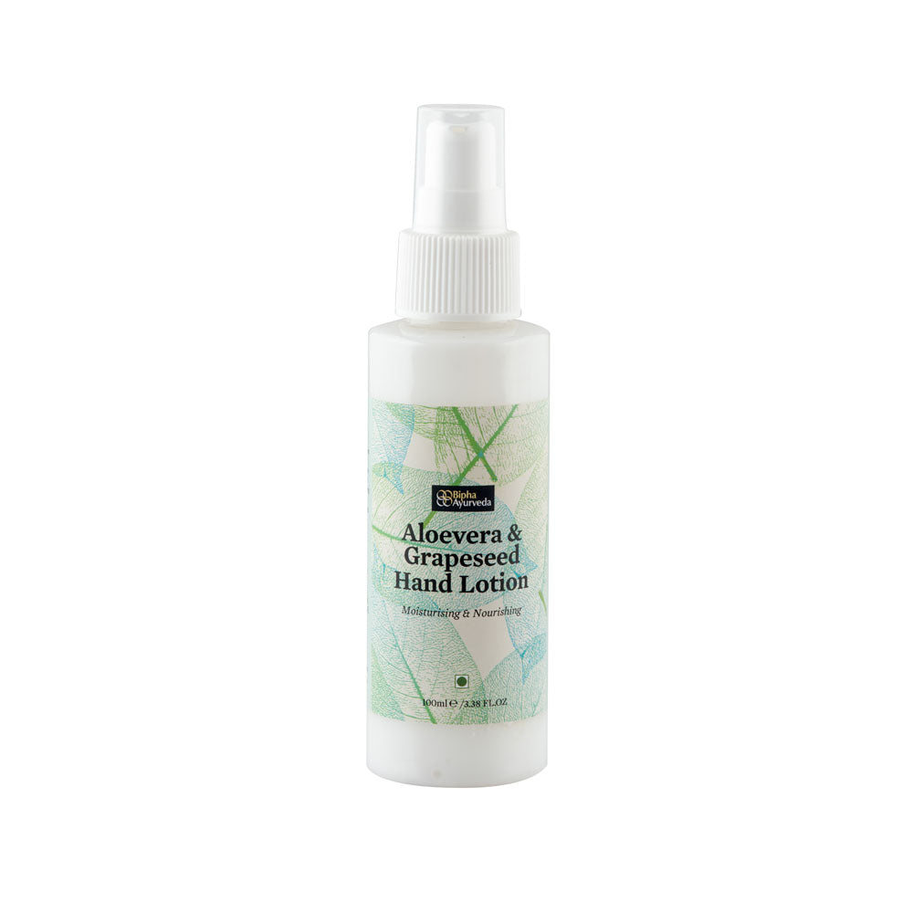 Aloevera and Grapeseed Hand Lotion