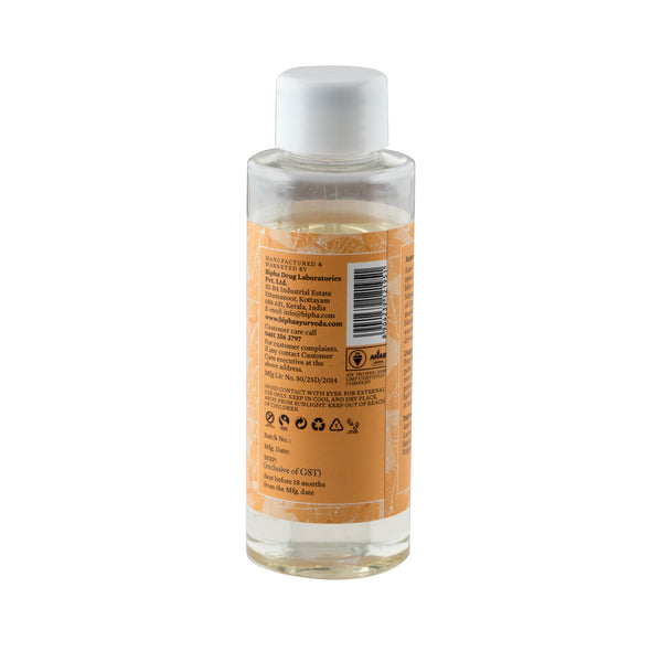 Ananda Relaxing Massage Oil - Bipha Ayurveda