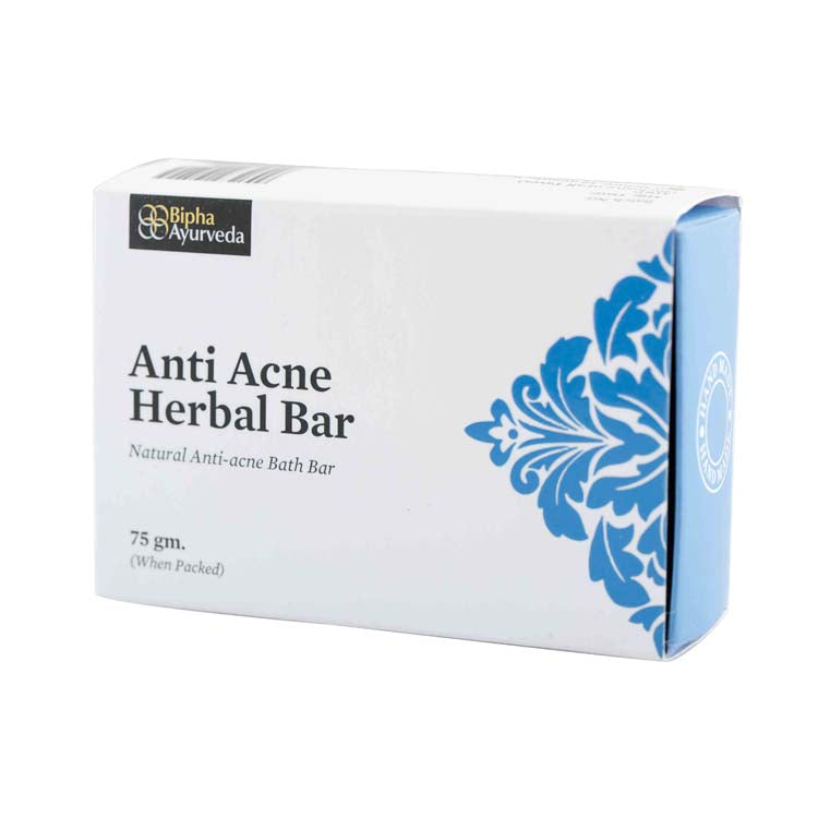 Natural Anti Acne Herbal Bar