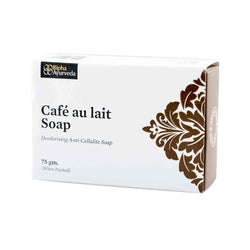 Cafe Au-lait Soap Usage & Ingredients