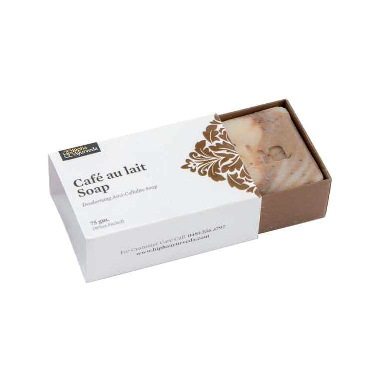 Cafe Au-lait Soap 75 gm