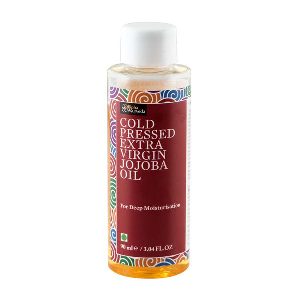 Cold Pressed Extra Virgin Jojoba Oil
