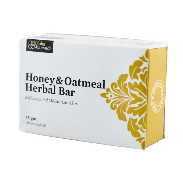 Honey and Oatmeal Herbal Bar - Skin Care
