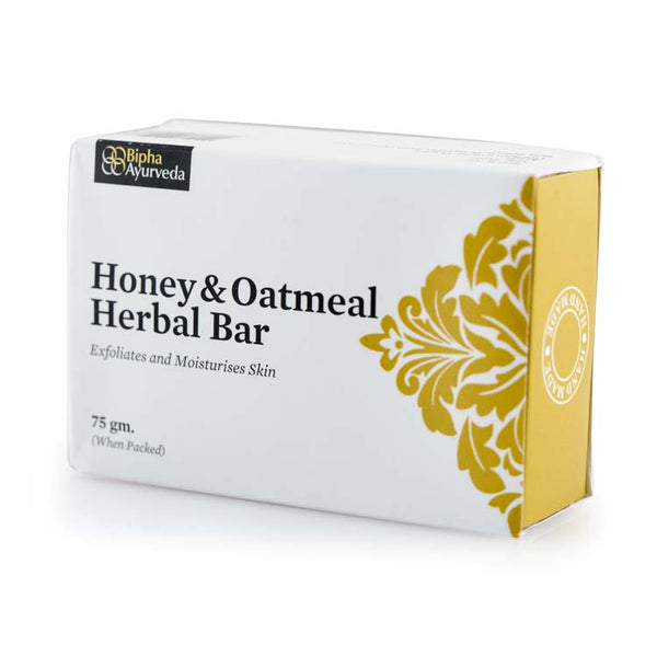 Honey and Oatmeal Herbal Bar