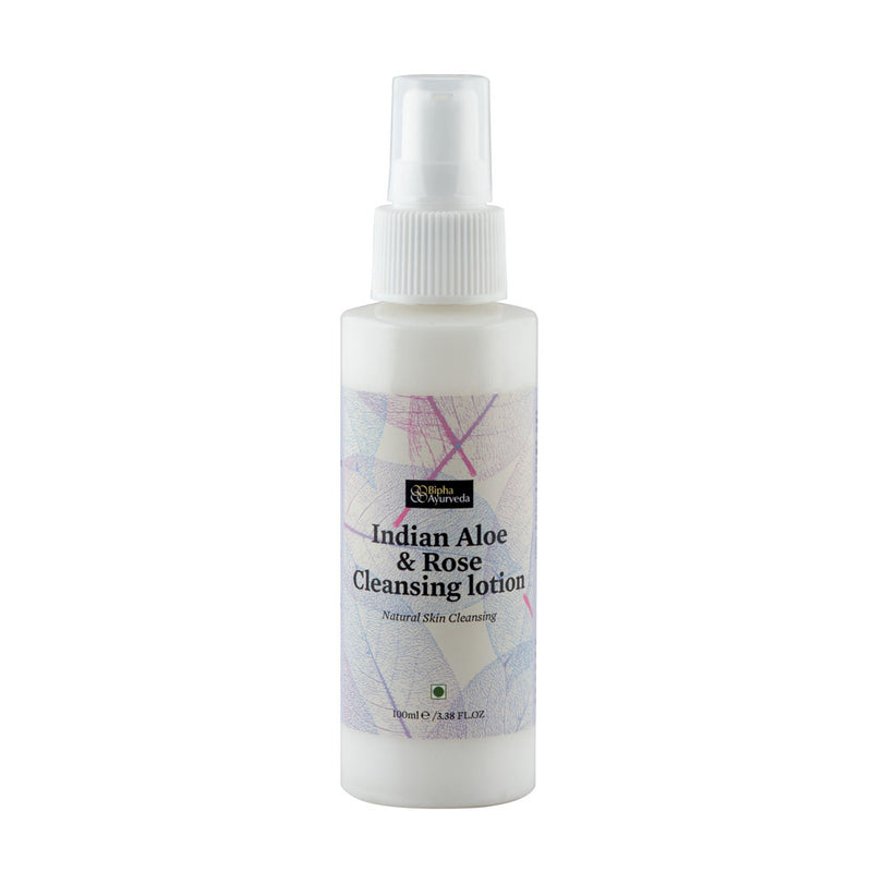Natural Skin Cleansing Lotion