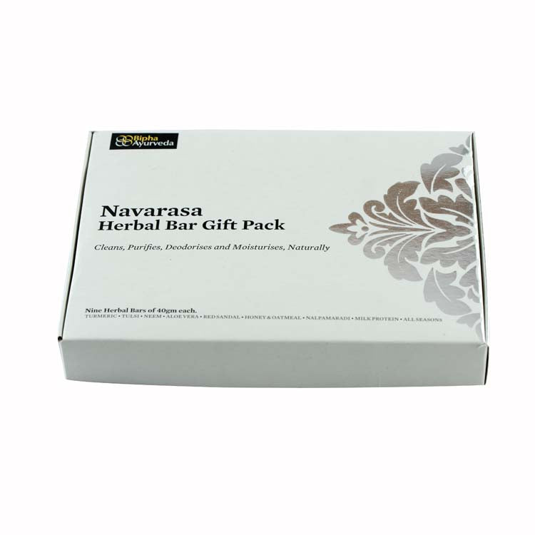 Navarasa Herbal Bar Gift Pack