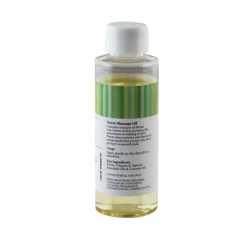 Neem Massage Lite Oil