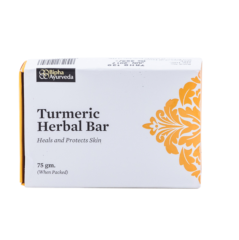 Turmeric Herbal Bar