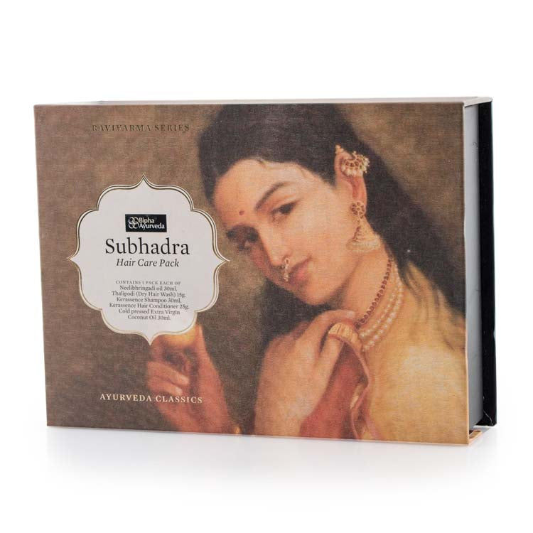 Ravivarma- gift pack - Subhadra Hair Care Pack