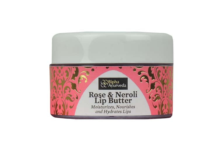 Rose & Neroli Lip Butter