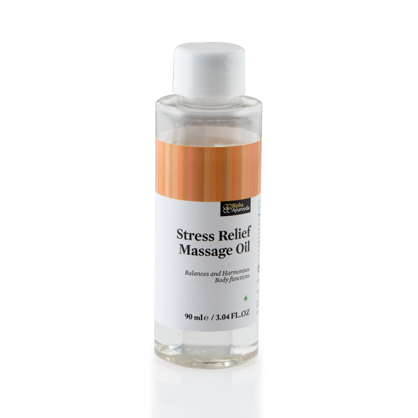 Stress Relief Massage Oil 90 ML