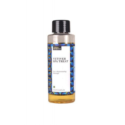 Vetiver Spa Treat Oil