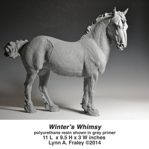 Winter's Whimsy, cast to order