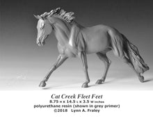 Load image into Gallery viewer, Cat Creek Fleet Feet, cast to order