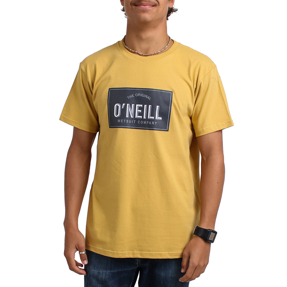 O'Neill - Clean Ss Tee - O'Neill South Africa
