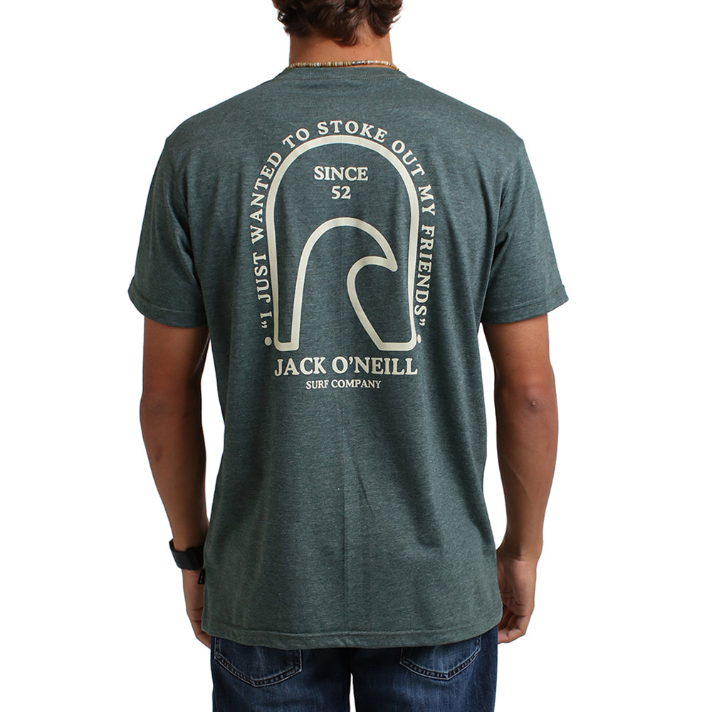 O'Neill - Stoke Out Ss Tee - oneill-south-africa