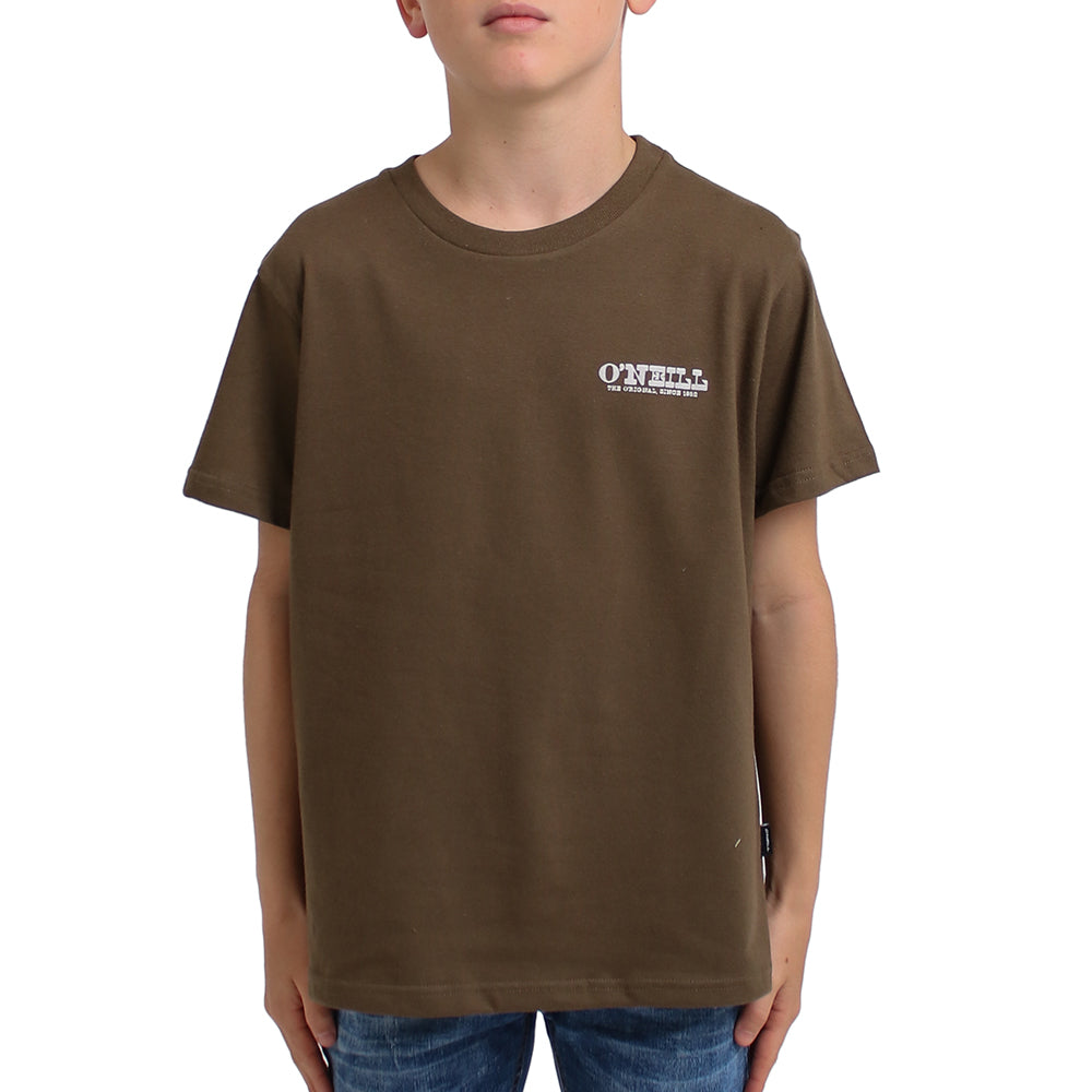 O'Neill - Riders Boys Ss Tee - oneill-south-africa