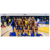 Warriors Cheerleaders Lehengas