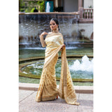 Shalini Gold Saree