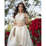 party wear lehenga.