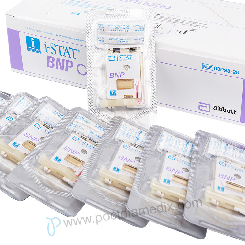 i-STAT BNP Cartridge - Poctdiamedix Technology Co.,Ltd.