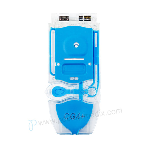i-STAT CG4+ Cartridge - Poctdiamedix Technology Co.,Ltd.