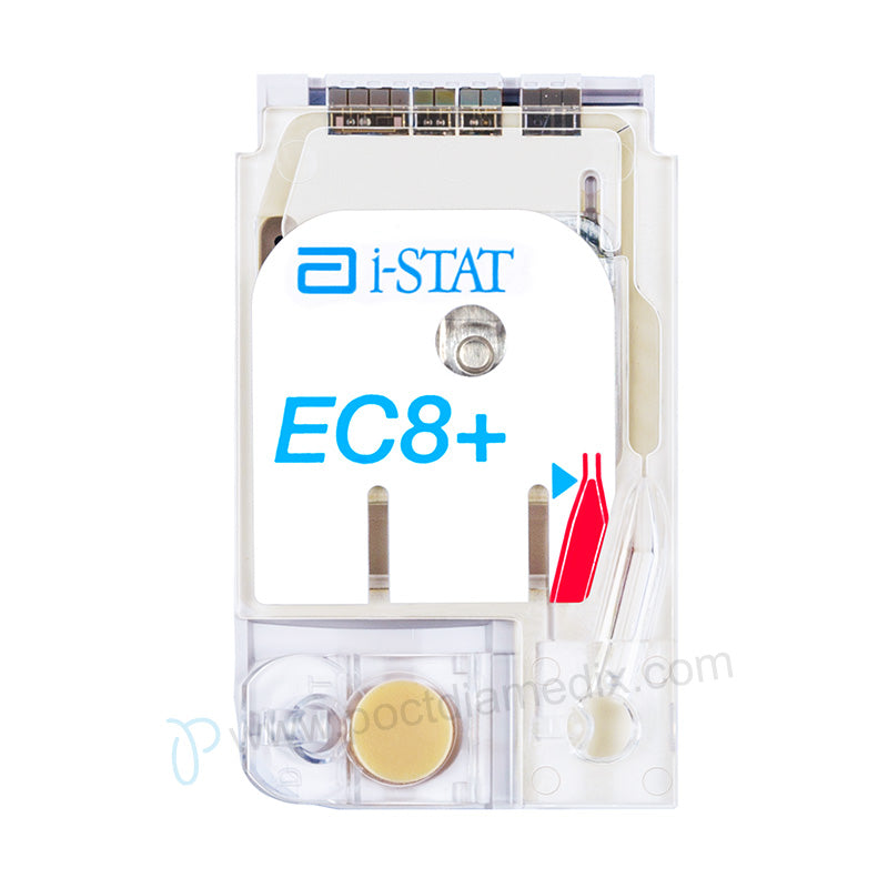 i-STAT EC8+ Cartridge - Poctdiamedix Technology Co.,Ltd.