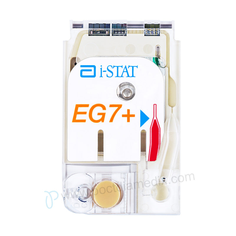 i-STAT EG7+ Cartridge - Poctdiamedix Technology Co.,Ltd.