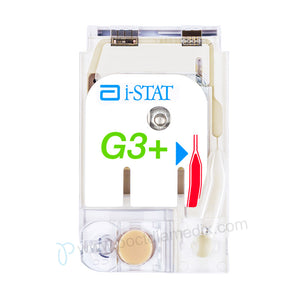 i-STAT G3+ Cartridge - Poctdiamedix Technology Co.,Ltd.