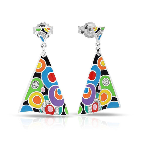 Groovy Earrings D06097
