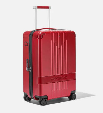 Montblanc x (RED) Cabin Luggage B01068