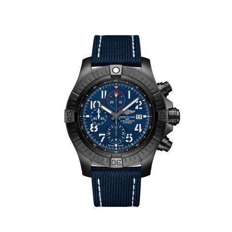 Super Avenger Chronograph 48 Night Mission V13375101C1X1