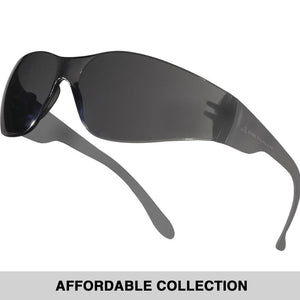 ATMOS - BLACK ANTI-SCRATCH ANTI-UV FRAME AND LENSES