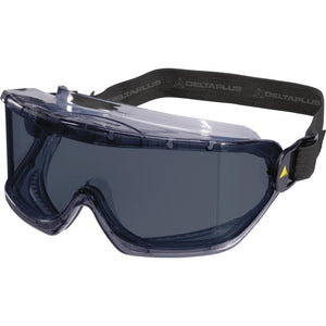 KRONOS - DARK ANTI-FOG POLYCARBONATE GOGGLES WITH INDIRECT VENTILATION