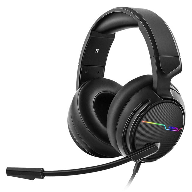 X Gaming headset with 7.1 surround sound