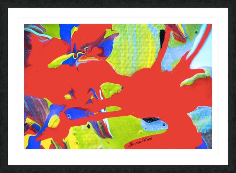 Inside Attraction 4 Photograph Print