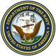 United States Dept. of Navy Logo