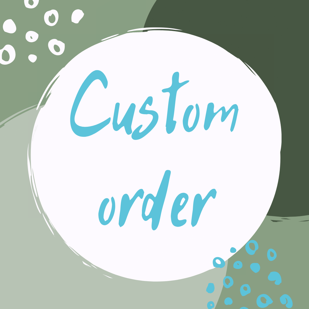 Custom order for additional payment
